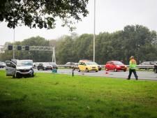 Ongeluk op A1 zorgt voor flinke file bij Barneveld
