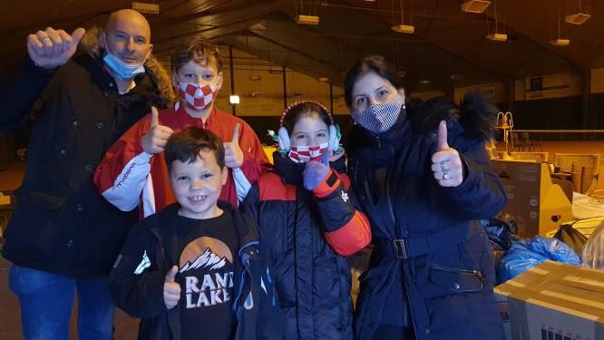 """Hartverwarmend: Kroatisch gezin uit Essen dat oproep deed naar spullen voor slachtoffers van de aardbeving in Kroatië wordt overstelpt met schenkingen: """"Nu al zeker twee vrachtwagens vol"""""""