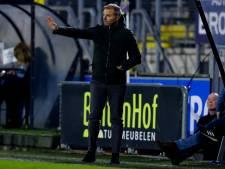 NAC-trainer Steijn: 'Heel matig gespeeld, Roda JC was de hele wedstrijd beter'