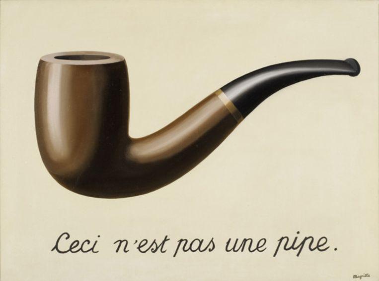 Magritte Beeld Kos