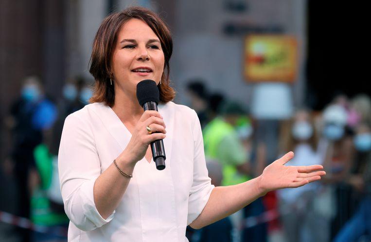 Anna Barbock.  Foto dell'Agenzia per la protezione dell'ambiente