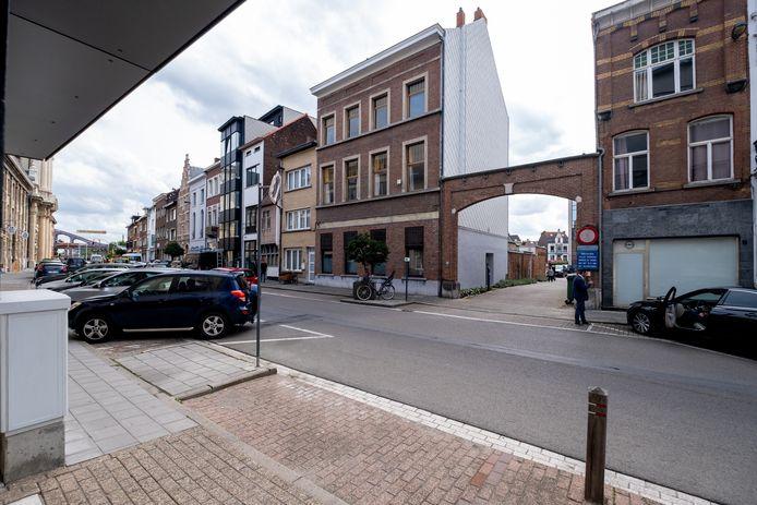 MECHELEN - Eerste Belgische transitiehuis opent in aanwezigheid van minister van justitie Koen Geens.