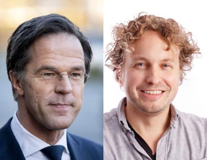 Mark Rutte is zo fris als een hoentje. Althans, dat hoorde columnist Niels Herijgens hem keer op keer zeggen. Dat was kennelijk belangrijk: hoe energiek de lijsttrekker was.