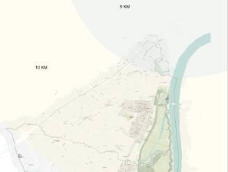 PFOS-perimeter van 10 km overlapt Kruibeke en Bazel, Rupelmonde ontsnapt aan voorzorgsmaatregelen