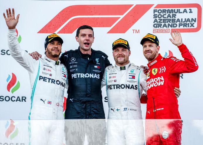 """La F1 reprendra bientôt, """"mais ce sera différent"""""""