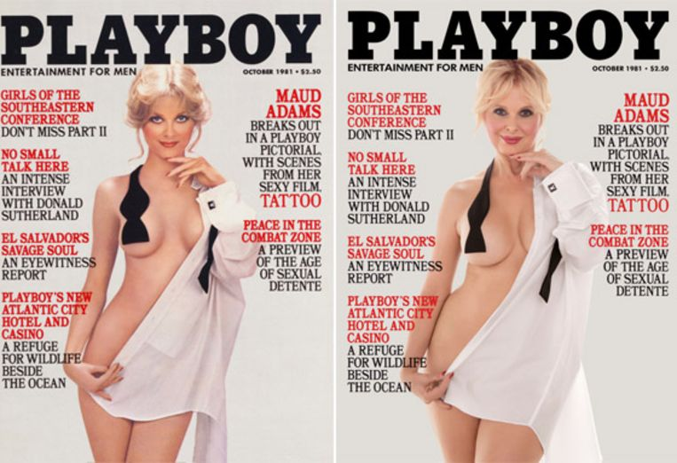 Playboy photos