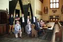 Minister Matthias Diependaele en het Diksmuidse stadsbestuur geven hun zegen.