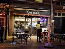 Overval op shoarmazaak in centrum Tilburg, twee mannen aangehouden