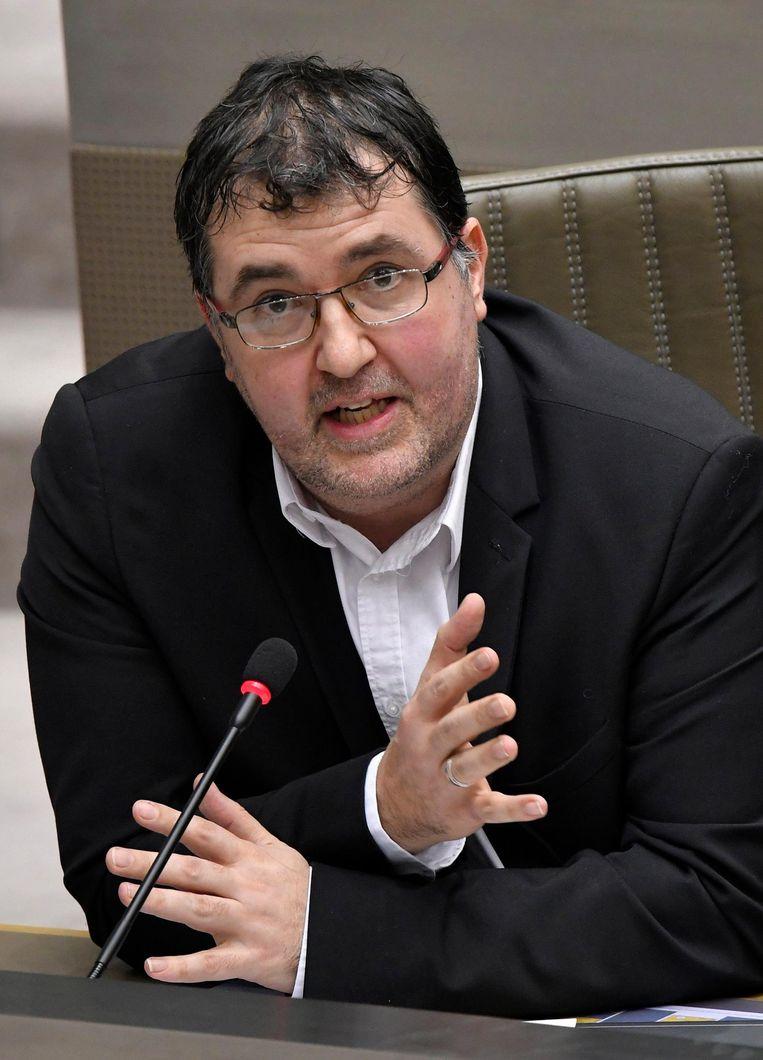 Wouter Van Besien (Groen). Beeld photo_news