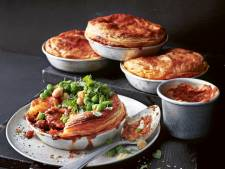 Wat Eten We Vandaag: Lamspasteitjes met wortel en harissa