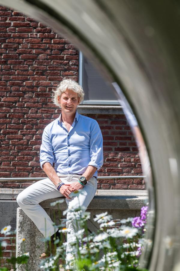Marco van Leeuwen, docent reisindustrie aan Breda University of Applied Sciences.