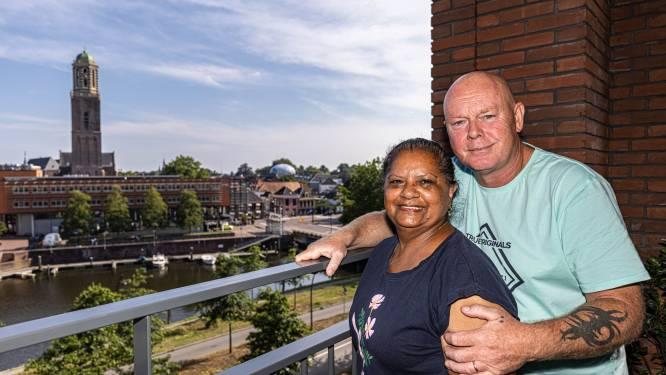 Lies en Jaap Sonnemans hebben bij Landstede Hammers altijd wel wat te doen
