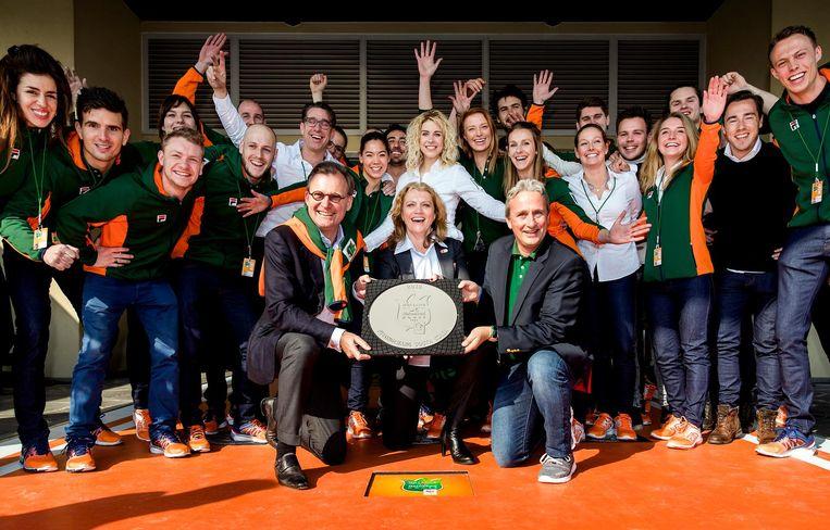 Het Holland Heineken Huis is geopend. Beeld anp