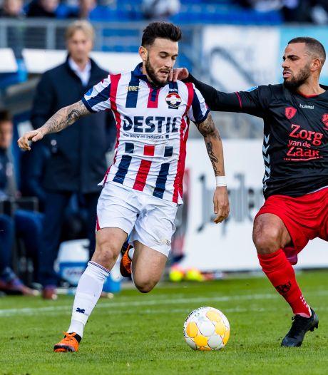 Willem II buigt laat voor beter FC Utrecht