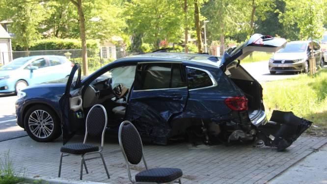 Twee gewonden bij ongeval op Bredabaan