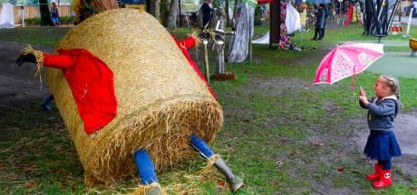 Vogelverschrikkerfestival Valkenswaad kon verrassen