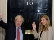 "Boris Johnson s'est marié ""en secret"", selon la presse"