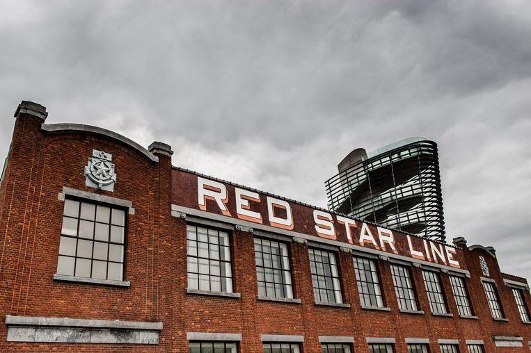 Het Red Star Line Museum in Antwerpen.  Beeld BELGA