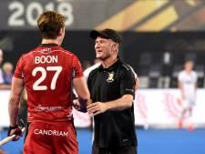 """Le sélectionneur des Red Lions prêt à prolonger pour les Jeux: """"Une priorité absolue"""""""