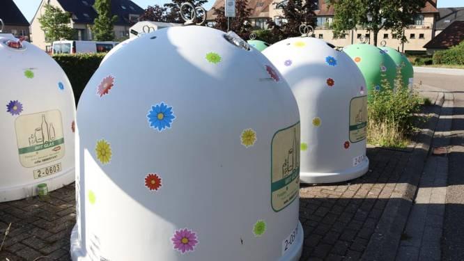 Fleurige glasbollen in de strijd tegen zwerfvuil