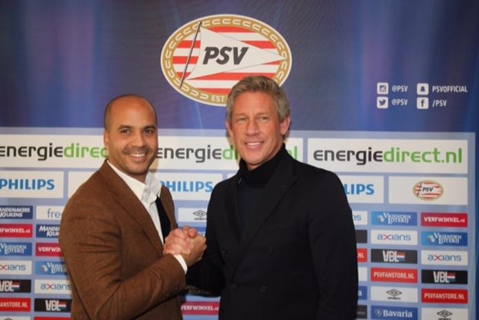 Pascal Jansen tekent bij PSV