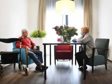 Zorgen bij verpleeghuizen om bezoekregeling maar ook opluchting