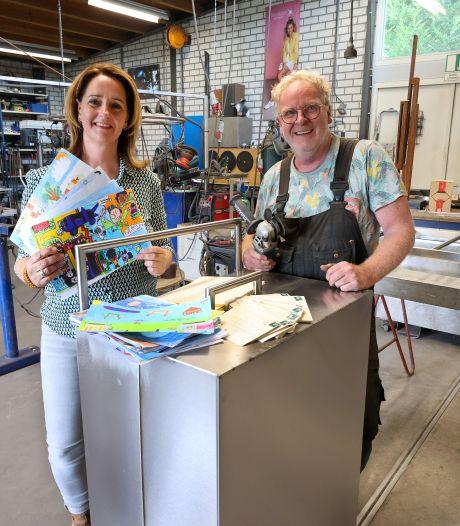 Veldhovense maakt van tijdcapsule een sociaal project