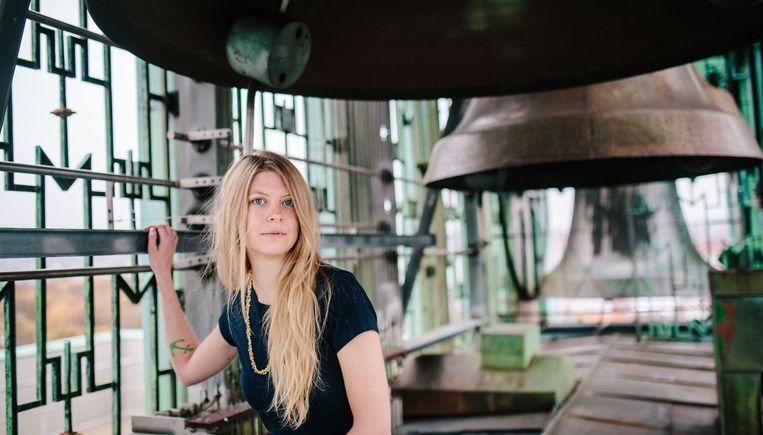 De beiaardier van Oslo, Laura Marie Rueslåtten, komt op 16 juni naar Grimbergen om een concert te geven.