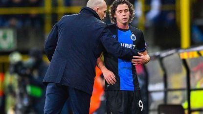 """De Cuyper (19) na grote debuut tegen Man United: """"Uitzonderlijk, maar ik deed net hetzelfde als bij een beloftematch"""""""