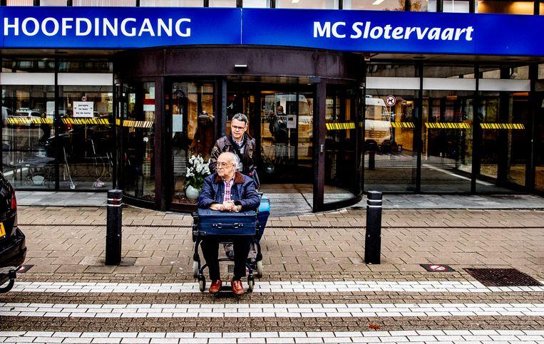 In 2018 ging MC Slotervaart failliet. Beeld ANP