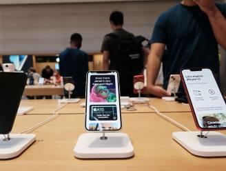 Apple verlaagt productie iPhone om chiptekort