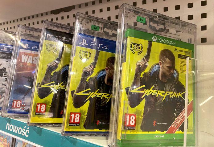 Spelletjesontwikkelaar CD Projekt maakte onder meer 'Cyberpunk 2077', de game die vol bugs op de markt kwam.