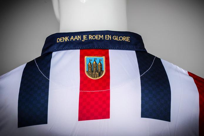 Het Willem II-tenue voor 2018 - 2019.