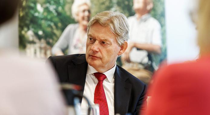 Staatssecretaris Martin van Rijn.
