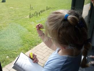 Leerlingen Konkelgoed tonen zich als boekenhelden