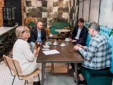 Bastiaansen Modestad opent de deuren weer na bezoek van burgemeester Depla en wethouder Adank