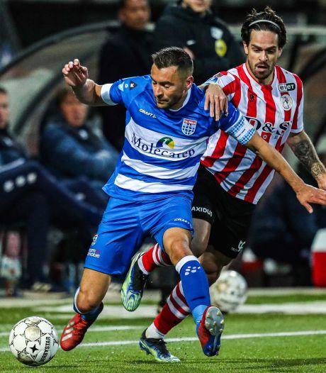 Samenvatting | Sparta Rotterdam - PEC Zwolle