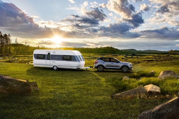 De combinatie van auto én caravan vereist bijzondere aandacht voor een optimaal weggedrag