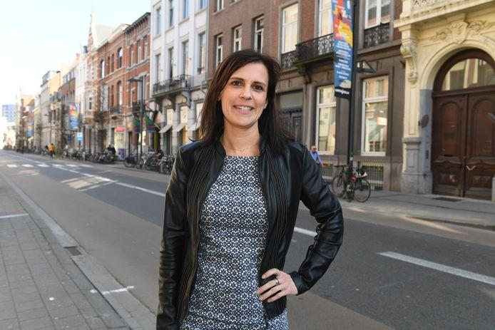 Katrien Houtmeyers zetelt in de Leuvense gemeenteraad en is ook federaal parlementslid voor N-VA.