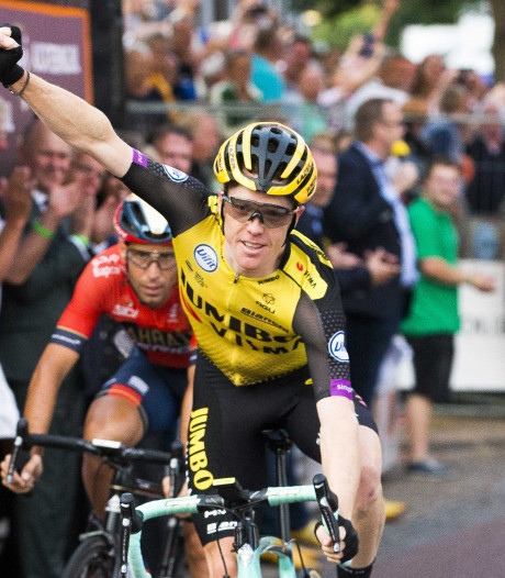 Kruijswijk verslaat Sagan en Bernal en wint Profronde Etten-Leur