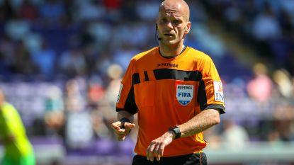 """""""Ik zorg er wel voor dat je speler Hanni geen schorsing krijgt"""", stelde Delferière Veljkovic gerust. Hanni kreeg effectief geen schorsing"""