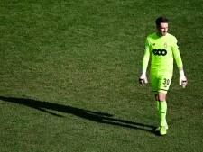 Fin de saison pour le deuxième gardien du Standard, Laurent Henkinet