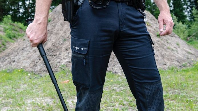 Uitschuifbare wapenstok van de politie. Foto ter illustratie.
