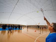 Lucht voor Nijeveense sportclubs met opblaassporthal