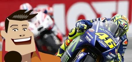 Quiz   Hoe vaak won Valentino Rossi de TT van Assen?