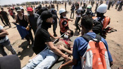 4 doden en opnieuw honderden gewonden bij protesten in Gazastrook