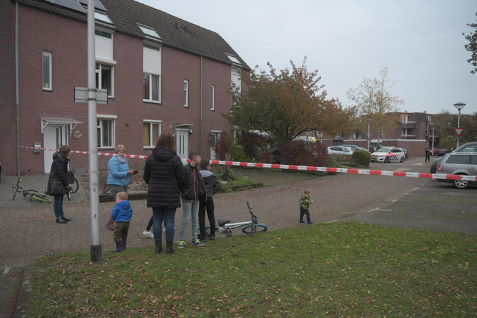 Schietpartij in Helmond.
