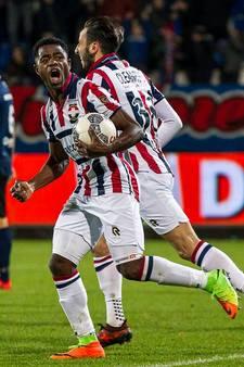 Aanval loont voor Willem II tegen Sparta