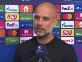 "Man City-coach Pep Guardiola: ""Goede tips van Kompany gekregen"""