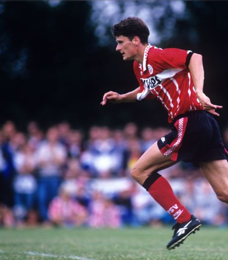 De Eindhovense jaren van Wim Jonk: 'Dat hij nu trainer is geworden, verbaast me niks'